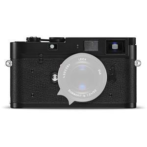 Leica M-A (Typ 127) Black Paint Finish Rangefinder 10370