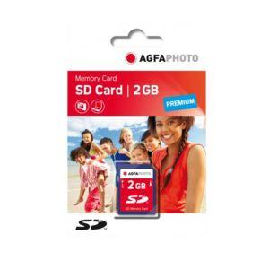 AgfaPhoto 2GB Premium SD Card
