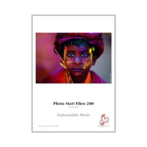 Hahnemuhle Photo Matt Fibre 200gsm A2 Printing Paper - 25 Sheets