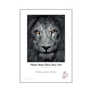 Hahnemuhle Photo Matt Fibre Duo 210gsm A4 Printing Paper - 25 Sheets
