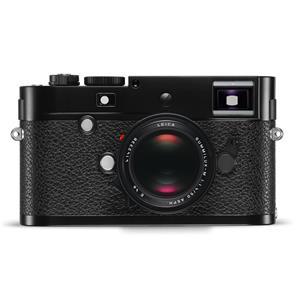 Leica M-P (Typ 240) Black Paint Digital Rangefinder Camera