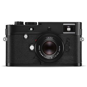 Leica M Monochrom (Typ 246) Black Chrome Rangefinder Camera