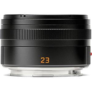 Leica TL 23mm F2 Summicron Asph Black Lens