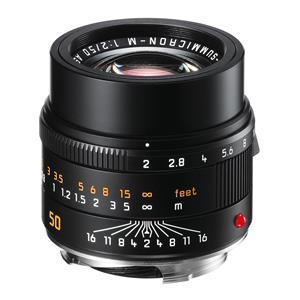 Leica APO Summicron 50mm F2 ASPH   Leica M Lens   Black   11141