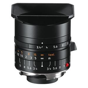 Leica Super Elmar 21mm F3.4 ASPH | Leica M Lens | Black | 11145