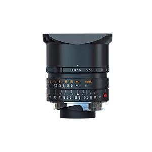 Leica Elmar 24mm F3.8 ASPH | Leica M Lens | Black | 11648