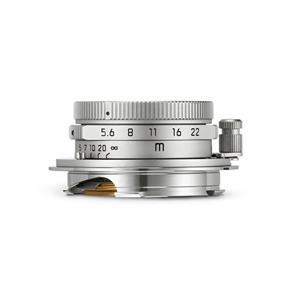 Leica Summaron 28mm F5.6 ASPH | Leica M Lens | Silver Chrome | 11695