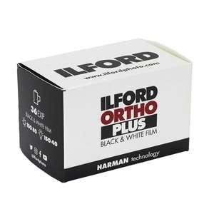 Ilford Ortho Plus 35mm Film