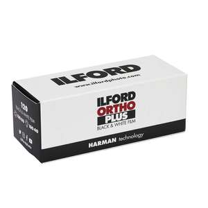 Ilford Ortho Plus 120 Film
