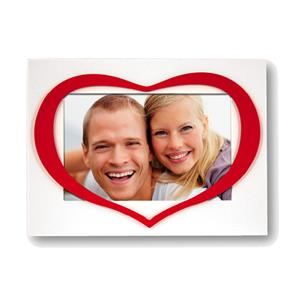 Lara Love Heart 7x5 Photo Frame