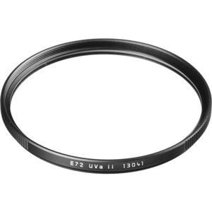 Leica 72mm UVa II Black Filter