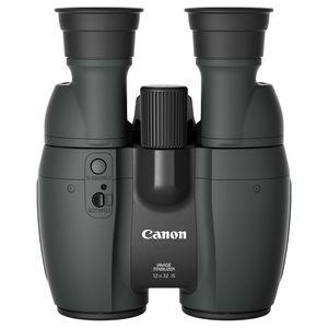 Canon 12x32 IS Black Binoculars