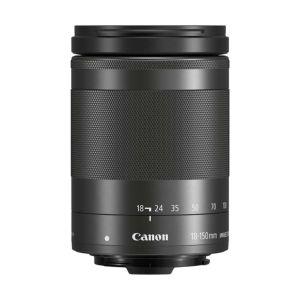 Canon EF-M 18-150mm f3.5-6.3 IS STM Black Lens