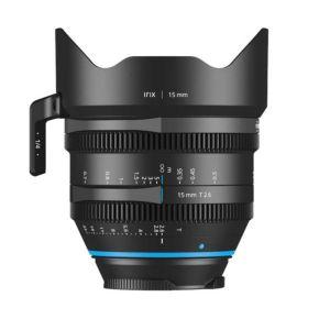 Irix 15mm T2.6 Cine Lens | Canon EF