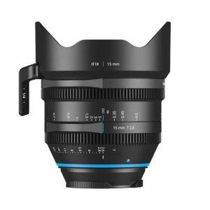Irix 15mm T2.6 Cine Lens | Sony E
