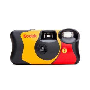 Kodak FunSaver Camera for 27 Photos with Flash ISO 800 - Disposable