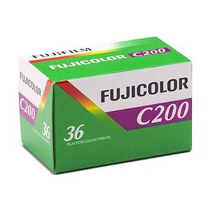 Fujifilm FujiColor ISO 200 36 Exp 35mm Colour Print Film