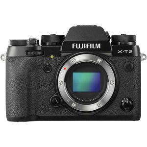 Fujifilm X-T2 | 24.3 MP | APS-C CMOS Sensor | 4K Video | Wi-Fi