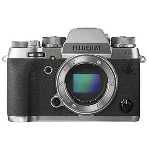 Fujifilm X-T2 Graphite Silver Digital Camera Body