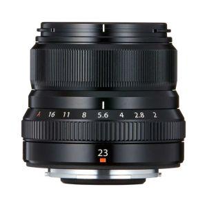Fujifilm 23mm f2 R WR XF Lens - Black