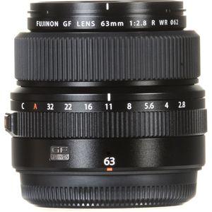 Fujifilm GF 63mm f2.8 R WR Lens