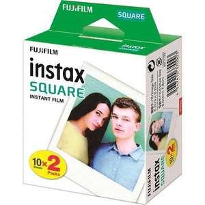Fujifilm Instax Square Instant Film - 20 Photos