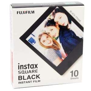 Fujifilm Instax Square Instant Film Black Border - 10 Photos
