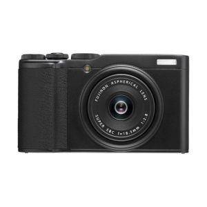 Fujifilm XF10 | 24.2 MP | 23.5/15.7mm APS-C Sensor | 4K Video | Wi-Fi & Bluetooth | Black