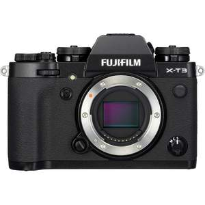 Fujifilm X-T3 | 26.1 MP | APS-C X-Trans CMOS 4 Sensor | 4K Video | Black