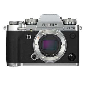 Fujifilm X-T3 | 26.1 MP | APS-C X-Trans CMOS 4 Sensor | 4K Video | Silver