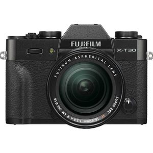 Fujifilm X-T30 | 18-55mm XF Lens | 26.1 MP | APS-C X-Trans CMOS 4 Sensor | 4K Video | Wi-Fi