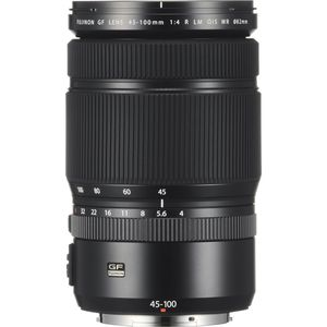 Fujifilm FUJINON GF 45-100mm F4 R LM OIS WR Lens