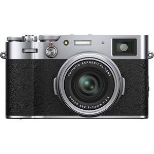 Fujifilm X100V | 26.1 MP | X-Trans CMOS Sensor | 4K Video | Wi-Fi & Bluetooth | Silver