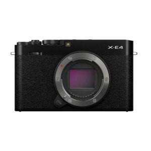 Fujifilm X-E4 Camera