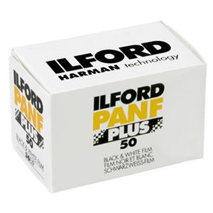 Ilford Pan F+ 35mm Black & White Print Film