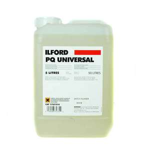 Ilford PQ Universal Paper Developer - 5 Litres