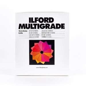 Ilford Multigrade Filter Above Lens Kit 8.9 x 8.9cm