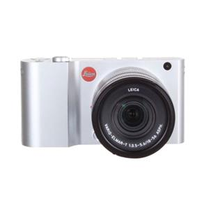 Leica T Camera System Silver Body and 18-56mm Lens (Type 701)