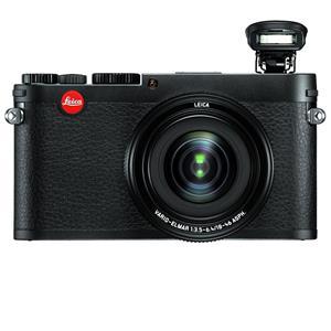 Leica X Vario Black Digital Camera 18430