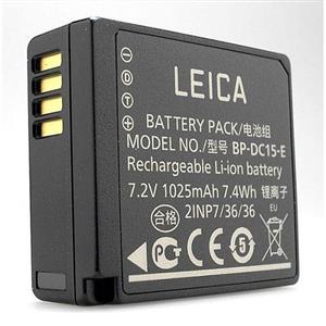 Leica Lithium-Ion Battery BP-DC15E for D-LUX and C LUX
