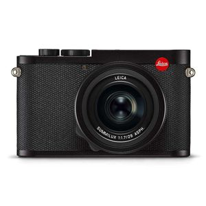 Leica Q2 | 47.3 MP | Full Frame CMOS Sensor | 4K Video | Wi-Fi and Bluetooth