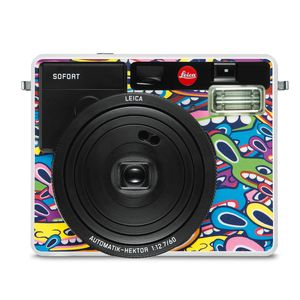 Leica Instant Camera, Sofort LimoLand by Jean Pigozzi, Artisan and Artisan Strap
