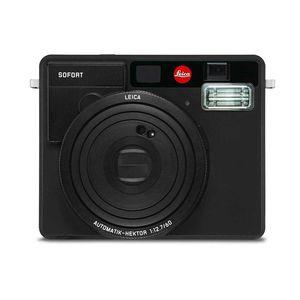 Leica Instant Camera, Sofort Black, Scene Modes, Optical VF, Bult in Flash