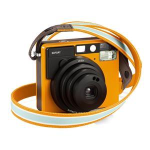 Leica Sofort Orange Carrying Strap