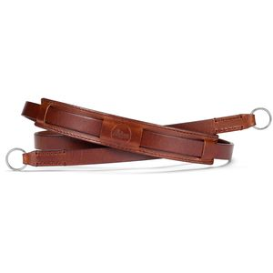Leica Vintage Brown Leather Neck Strap for CL