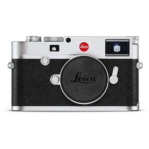Leica M10 | Full Frame CMOS Sensor | 24 MP | Full HD Video | Wi-Fi | Silver
