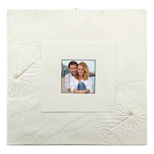 Cornice Pejote White Sandstone 4x4 Photo Frame