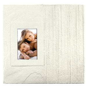 Cornice Agave White Sandstone 6x4 Photo Frame