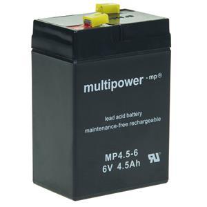 Dorr PBQ Battery 6V 4.5Ah for Wildlife Cameras and Feeders