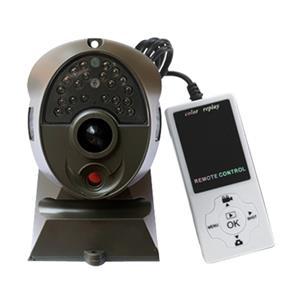 Dorr Bolyguard 5MP IR Motion Detection Olive Digital Camera Inc Monitor